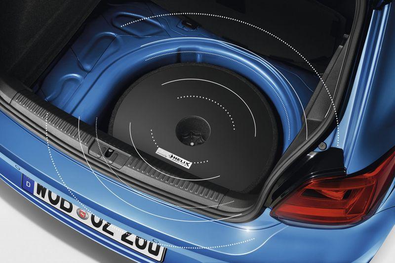 VW Helix Soundsystem ab MJ 2015 – Bild 6