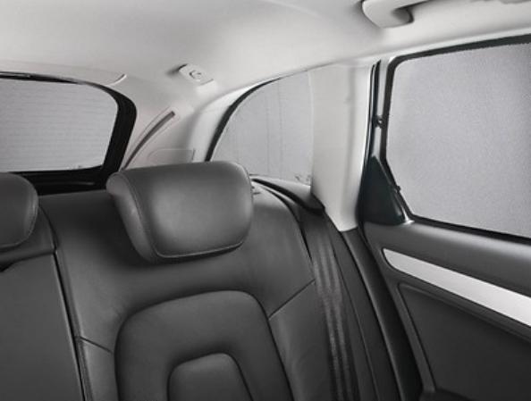 Audi Original Sonnenschutzsystem 2-teilig 4F9064363 für Audi A6 Avant Typ 4F – Bild 1