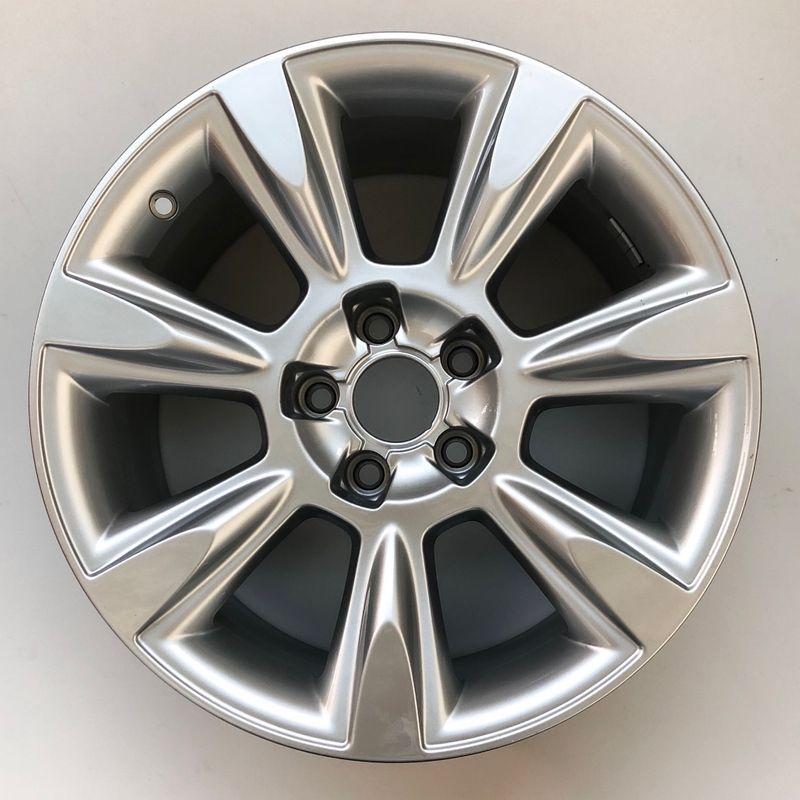 Audi Original Aluminiumfelge 8K0601025BL 8Jx17 ET26 passend für Audi A4 allroad quattro Typ 8K Mj. 2010 - 2016 – Bild 1