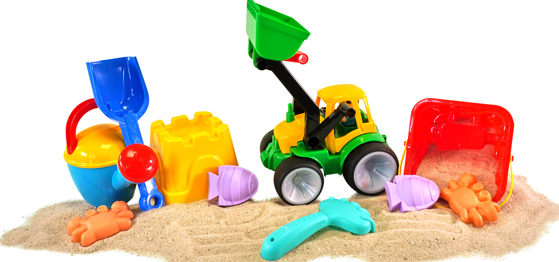 Sandspielzeuge: Alles zum Schaufeln, Buddeln und Bauen