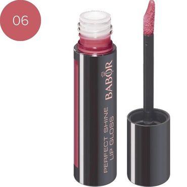 AGE ID Make-up - Lip Make up - Perfect Lip Gloss 06 nude rose