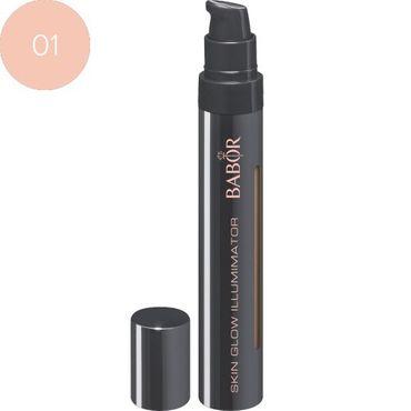 AGE ID Make-up - Face Make up - Skin Glow Illuminator 01 ivory light