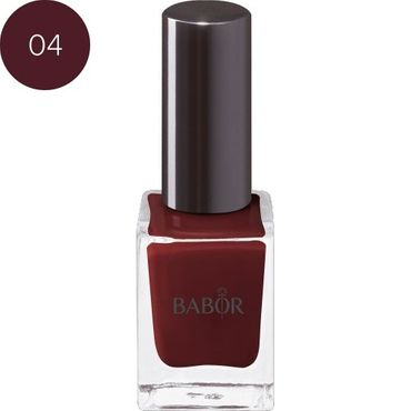 AGE ID Make-up - Nail Make up - Nail Colour 04 rouge noir