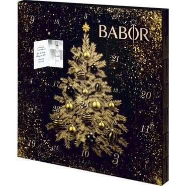 Babor Adventskalender 2018 Ampoule Concentrates + Geschenk + Babor Tasche
