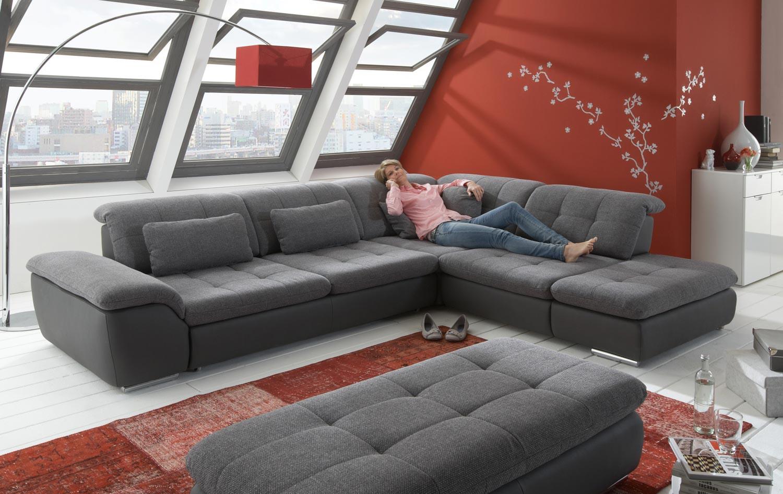 loungesofa isola a von megapol. Black Bedroom Furniture Sets. Home Design Ideas