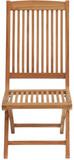 Premium Teak Massivholz Gartenstuhl klappbar ARLINGTON von PLOSS Bild 2