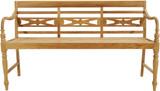 Premium Teak Massivholz Gartenbank CAMBRIDGE 150 cm PLOSS Bild 2