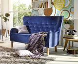 Max Winzer® Sofa Couch MELINA 2-Sitzer mit Farbauswahl Bild 1