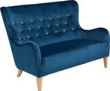 Max Winzer® Sofa Couch MELINA 2-Sitzer mit Farbauswahl Bild 4