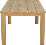 Teak Massivholz Tisch DENTON 200x100 cm von PLOSS Bild 3