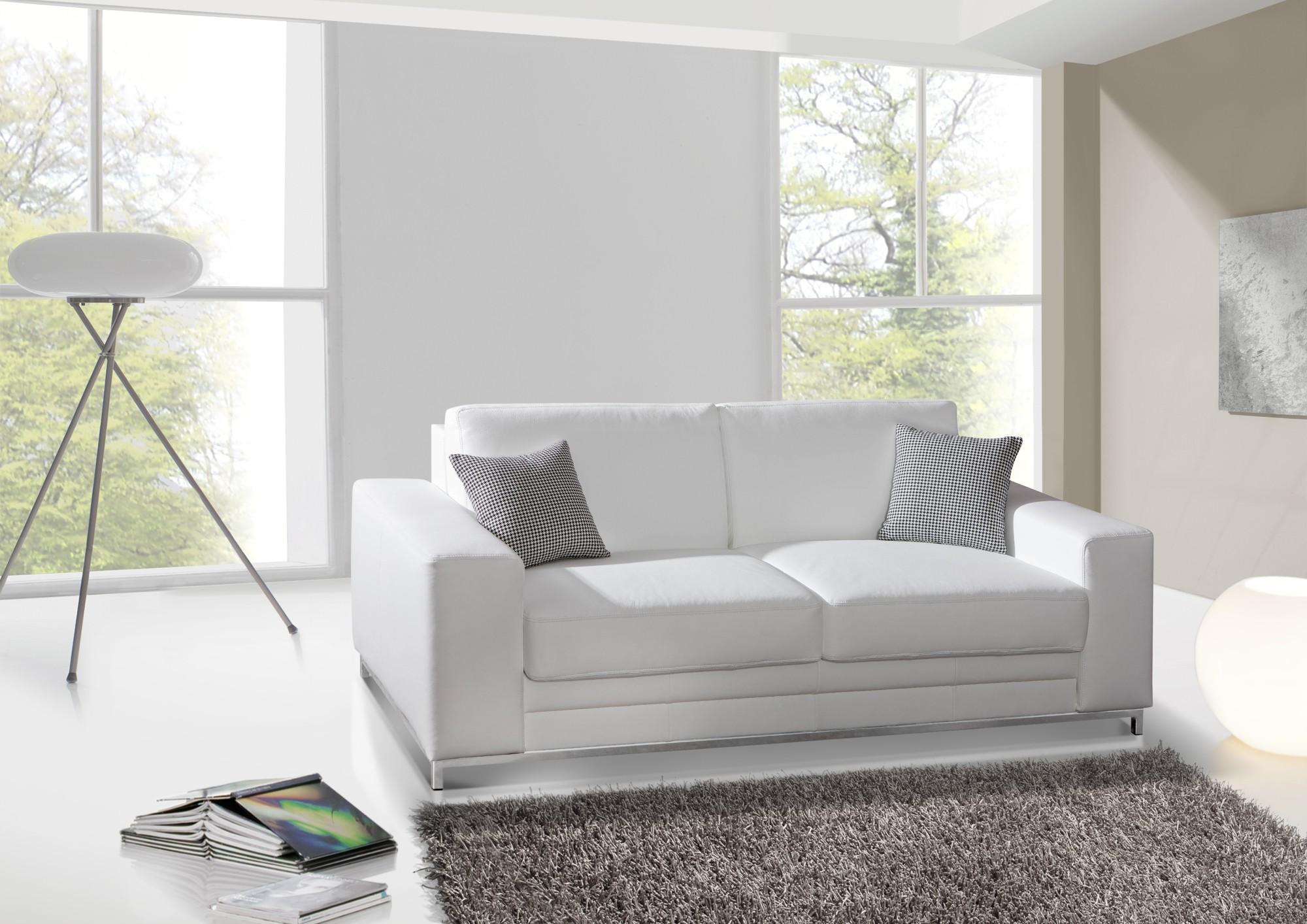 schlafsofa chloe lf 130 cm von restyl. Black Bedroom Furniture Sets. Home Design Ideas