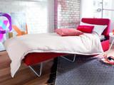 Schlafsessel AMELIE rot von Restyl Bild 3