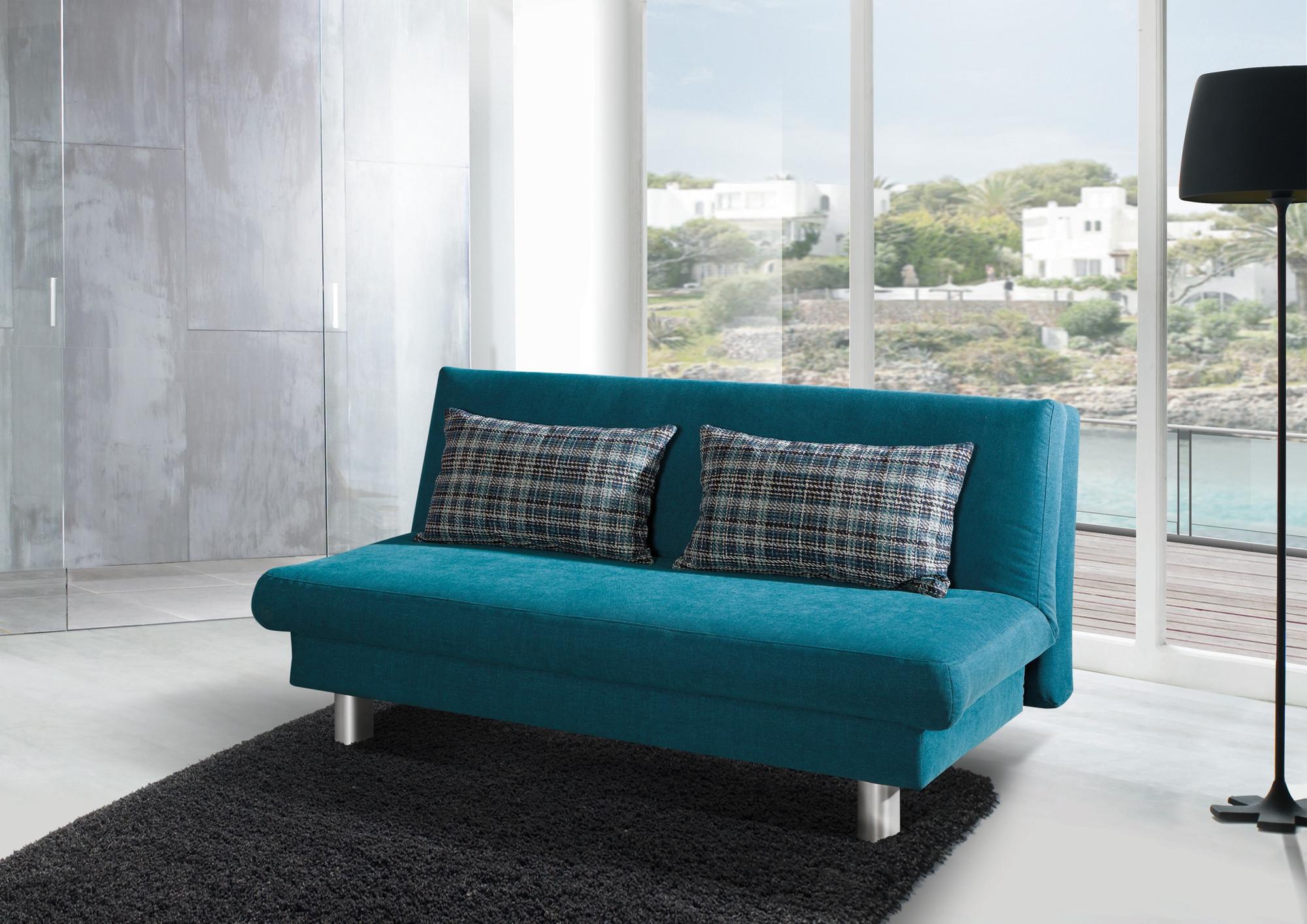 schlafsofa jill 140x202 von restyl. Black Bedroom Furniture Sets. Home Design Ideas
