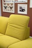 Plansofa 1031 Yellow von CARINA Bild 2