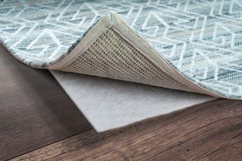 Antirutschmatte Teppichunterlage Teppichbremse Teppichstop Rutschfest Weiß Wohnzimmerteppich Esszimmerteppich Teppichläufer Flur-Läufer Verschied. Farben Bild 2