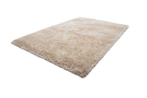 Hochflor Teppich Shaggy Teppiche Flauschig Gemütlich Creme Elfenbein Beige Wohnzimmerteppich Esszimmerteppich Teppichläufer Flur-Läufer Verschied. Farben 003