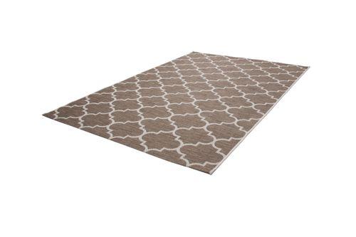 Wabendesign Teppich Flachflor Indoor Outdoor Beige Feuchtigkeitsbeständig Wohnzimmerteppich Esszimmerteppich Teppichläufer Flur-Läufer Verschied. Farben 004