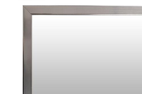 Wandspiegel Cliff 200 Silber / Schwarz 004
