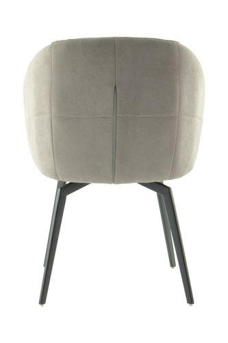 Stuhl Carol 200 Grau / Creme 004