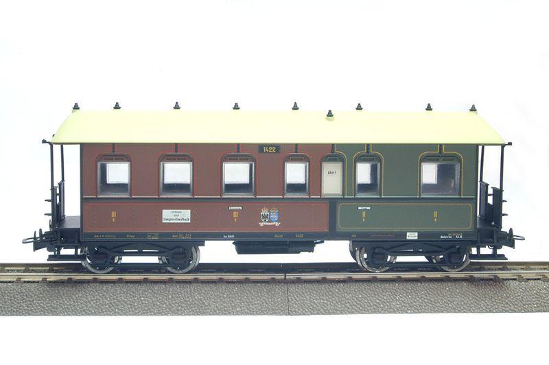 Liliput First Class H0 L351000 Langenschwalbacher-Set KPEV und G.H.St.E. Neu