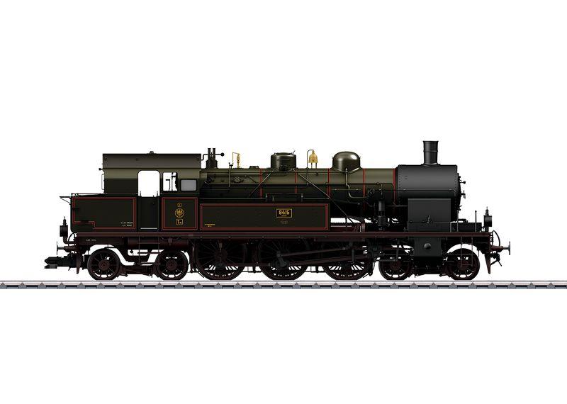 Märklin Spur 1 - 55071 Dampflokomotive T18 der K.P.E.V.
