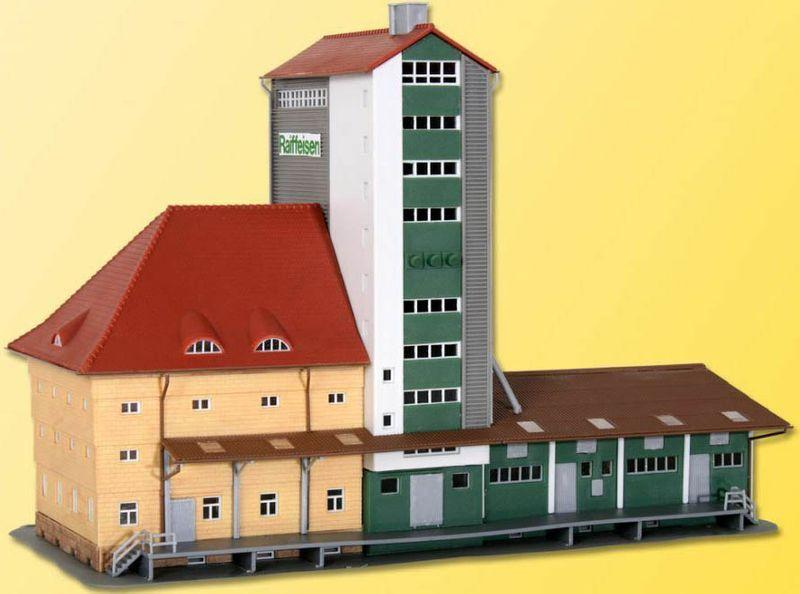 Kibri Spur Z 36607 Bausatz Lagerhaus