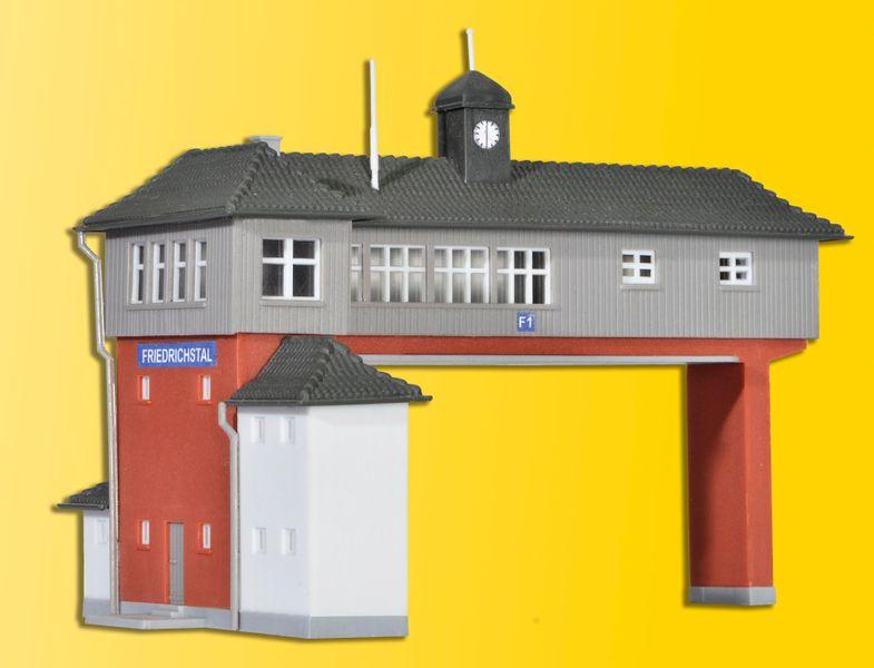 Kibri 36705 Z Brückenstellwerk Friedrichstal
