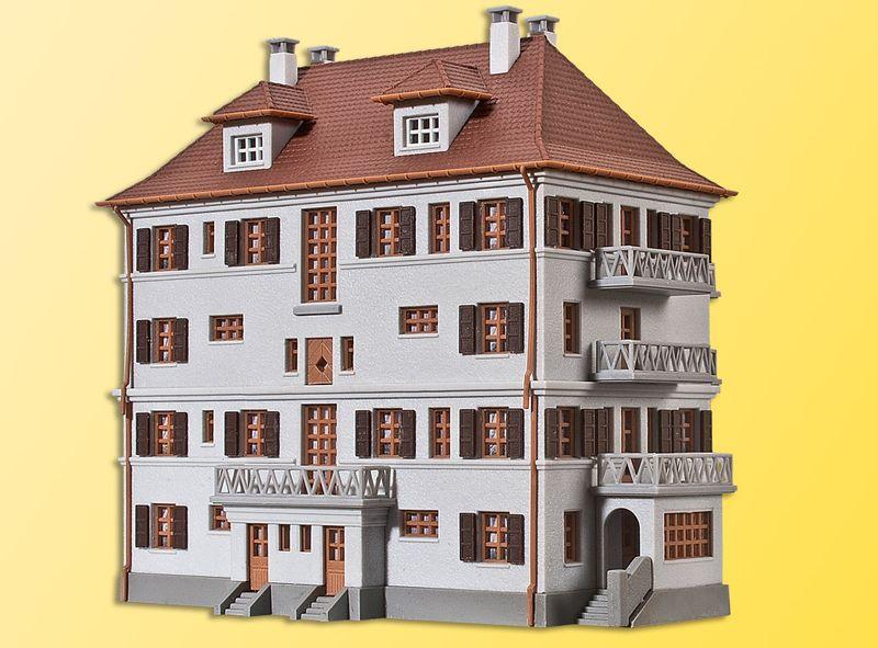 Kibri 37170 N Mehrfamilienhaus mit Balkon