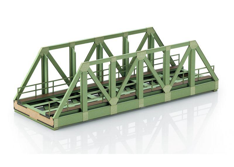 Vorbestellen: Märklin Spur 1 56298 Bausatz Vorflutbrücke eingleisig