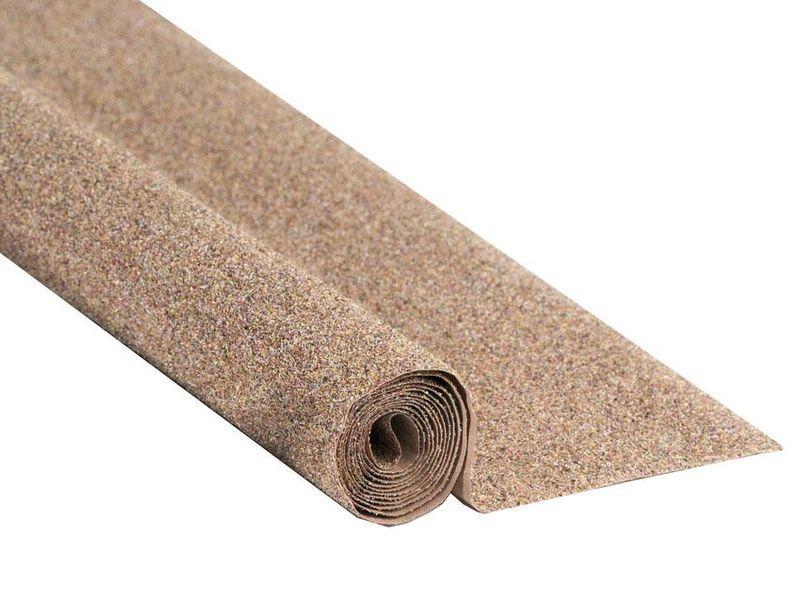 NOCH 00090 Spur G,0,H0,TT,N,Z Schottermatte, beige, 120 x 60 cm
