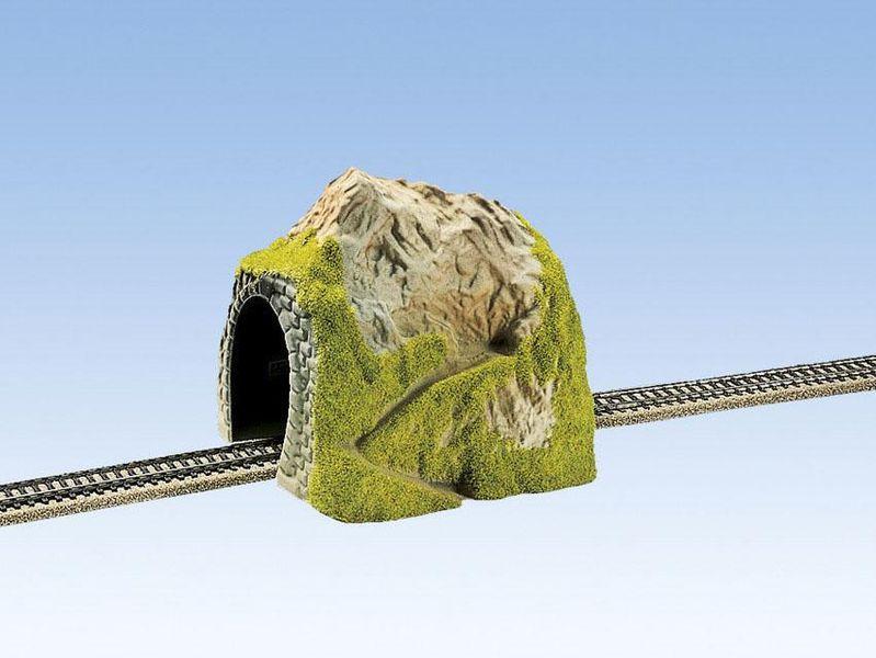 NOCH 02120 Spur H0 Tunnel 1-gleisig, gerade, 18 x 17 cm
