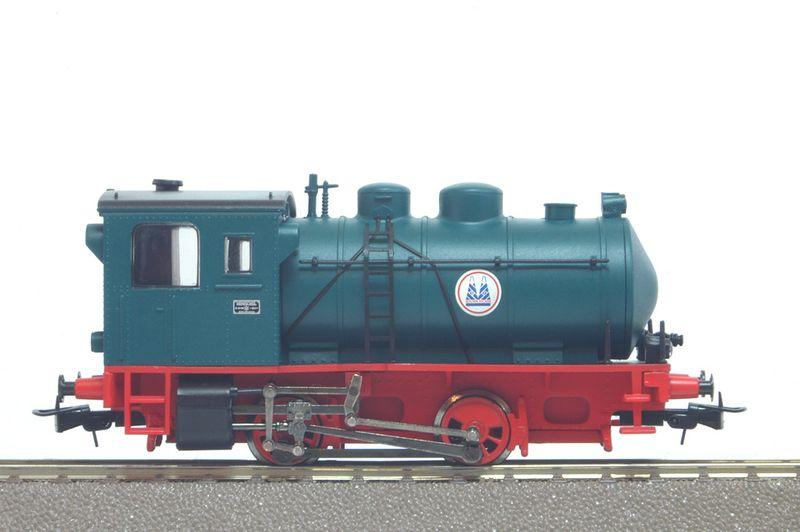 Liliput First Class H0 L102901 Dampfspeicherlok Henschel Elsdorf DC Neu