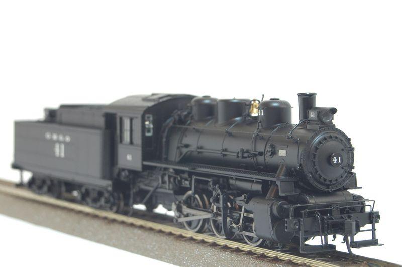 Life Like H0 30216 GM&O #41 USRA 0-6-0 US Dampflok Proto 2000 Steam Collection