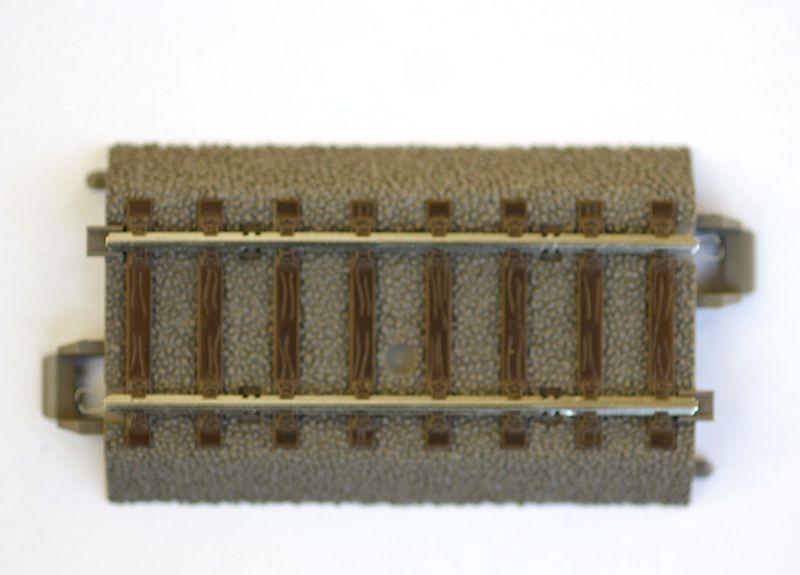 Trix H0 62064 Gerades C-Gleis Ausgleichsstück Länge 62,3mm