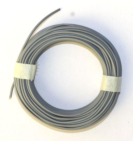 Märklin 7100 Kabel Grau 10 Meter Einadrig
