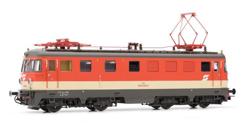Rivarossi H0 HR2542 E-Lok Rh 1046 der ÖBB