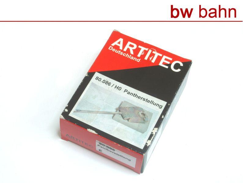 Artitec H0 80.086 Bausatz Pantherstellung Neu B-WARE