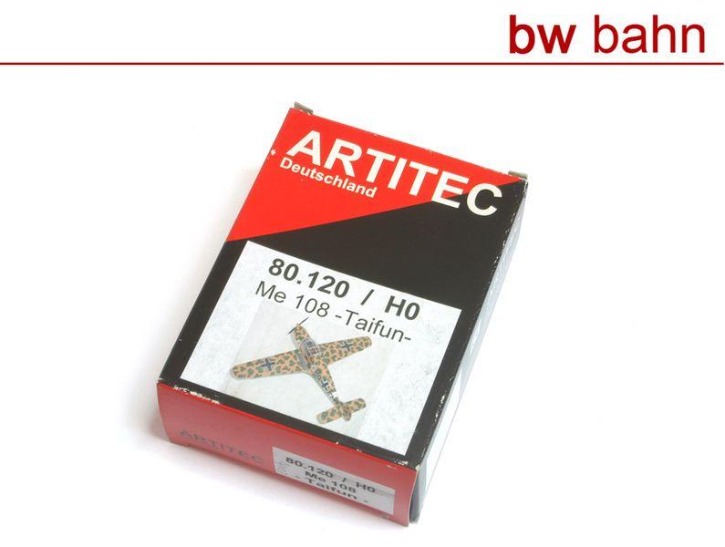 Artitec H0 80.120 Bausatz Me 108 Taifun Flugzeug Militärflugzeug Neu