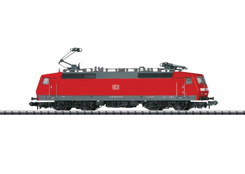 Minitrix 16024 E-Lok BR 120 der DB