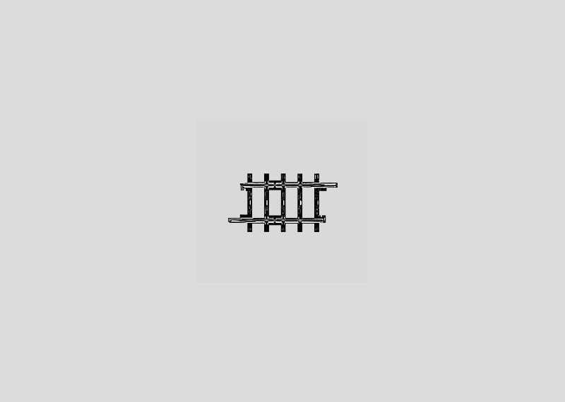 Märklin H0 2293 K-Gleis ger. 41,3 mm
