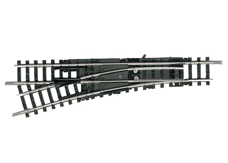 Minitrix T14954 Handweiche links R4