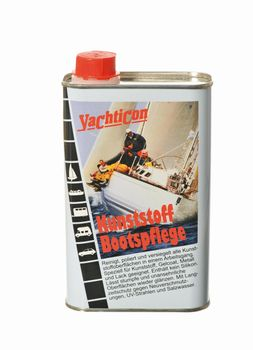 Yachticon Kunststoff Bootspflege 500ml