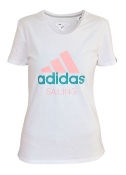 Adidas Sailing Damen Performance T-Shirt – Bild 3