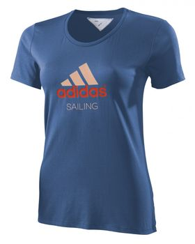 Adidas Sailing Damen Performance T-Shirt – Bild 2