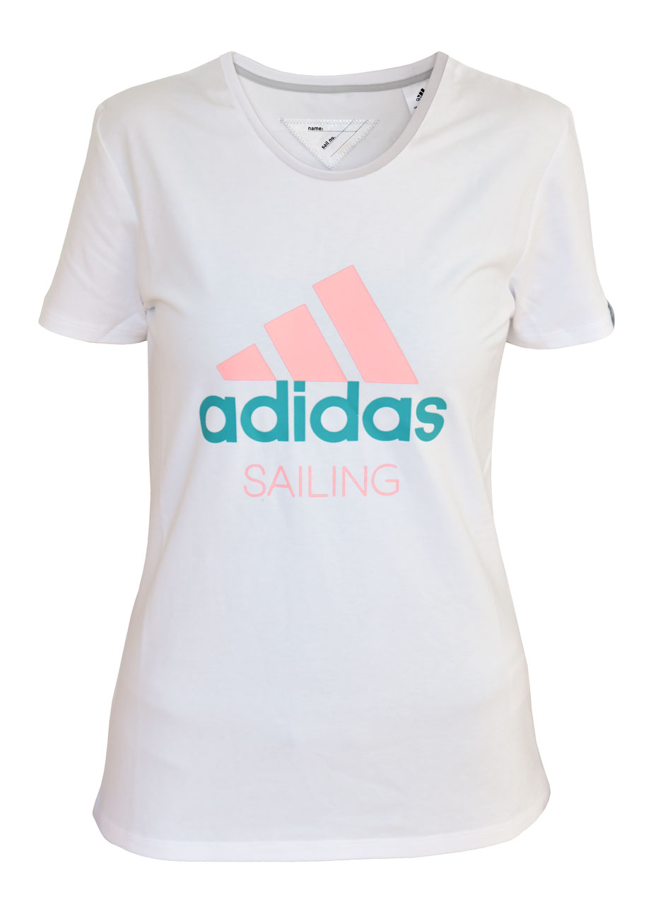 adidas sailing damen performance t shirt funktionsshirt. Black Bedroom Furniture Sets. Home Design Ideas