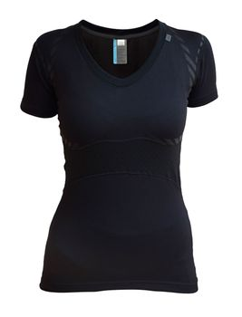 Helly Hansen Damen Sport T-Shirt Pace Stripes – Bild 1