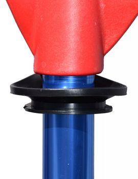 Navyline asymmetrisches Kajak Paddel 2-teilig – Bild 7