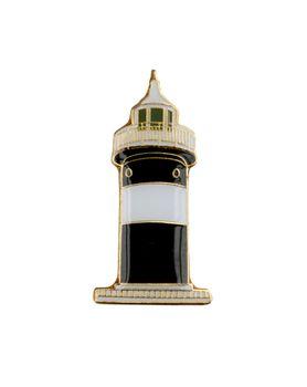 MADSea  Elbsegler Kapitänsmütze mit Pin Leuchtturm Kleiner Preuße – Bild 2