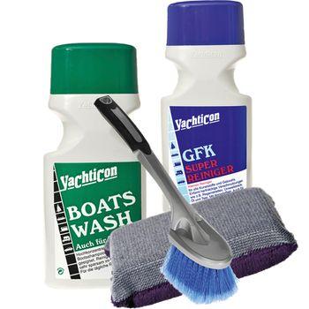 Yachticon Das perfekte Reinigungsset für Boote – Bild 1
