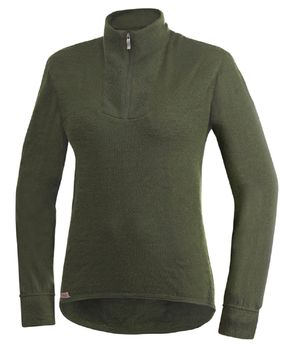 Woolpower Damen Herren Funktionsshirt Zip Turtleneck 200 – Bild 4